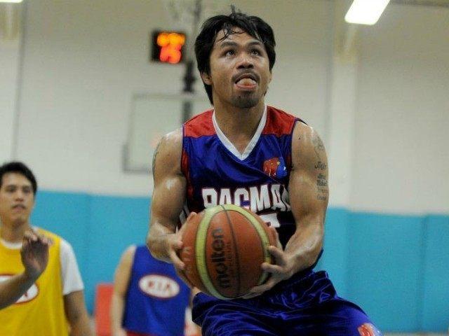 Manny Pacquiao AFP