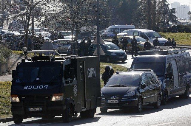 Marseille Police Reuters 1
