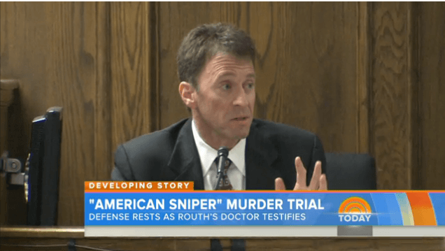 Mental health expert in Eddie Ray Routh trial