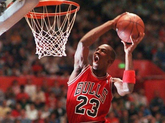 Michael Jordan AP