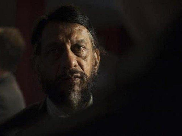 Rajendra Pachauri Reuters