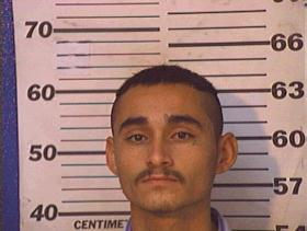 Victor Reyes Mugshot - Hidalgo County Sheriff's Office