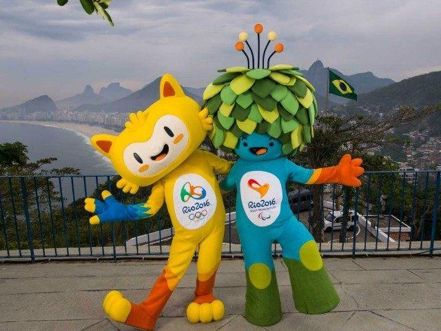 Rio 2016 Olympics Mascots