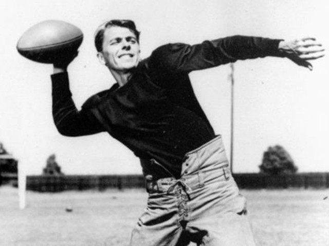 Ronald Reagan Football