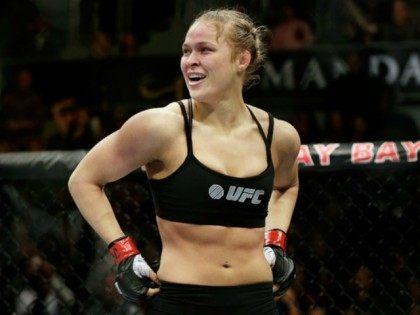 Ronda Rousey AP