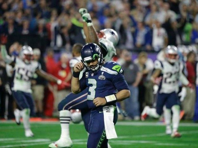 Russell Wilson Losing Super Bowl 49