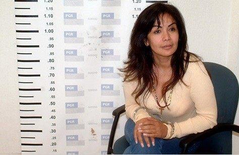 Sandra Ávila Beltrán - Mexico AG Photo