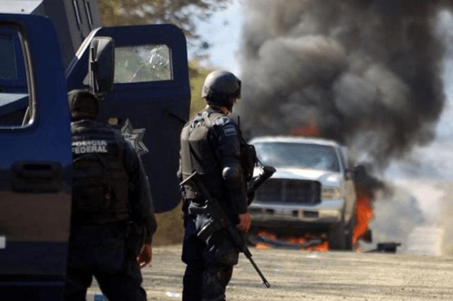 Mexican Cartel War