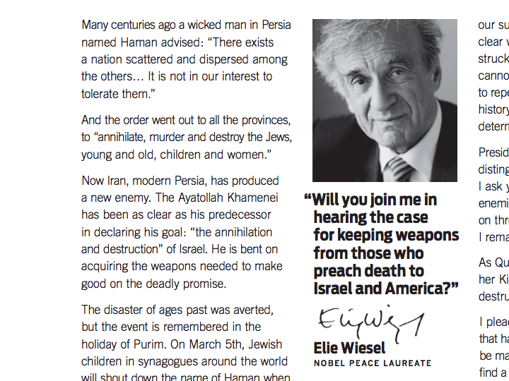 "how the holocaust happened according to survivor elie wiesel Elie wiesel, a holocaust survivor and author ""maybe there are no words for what happened according to the website of the elie wiesel."