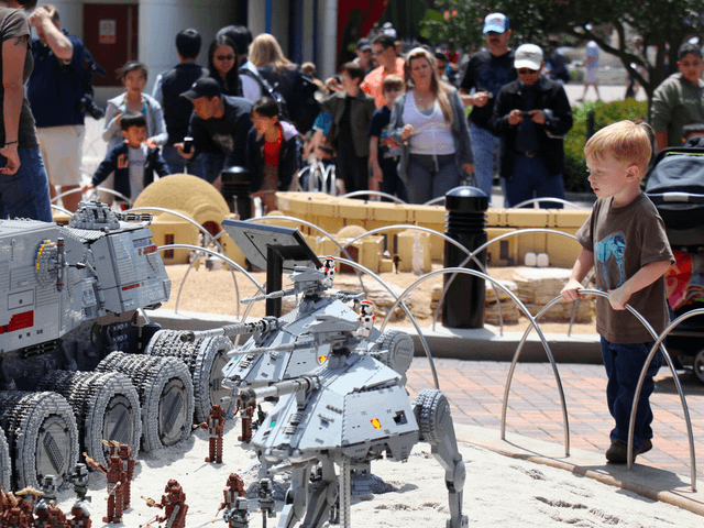 Legoland Star Wars Miniland (Legoland Press)