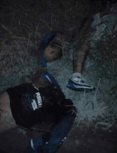 GRAPHIC: Mexican Cartel Victim