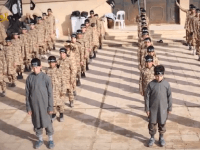 "The ""Al Farouk School for Cubs,"" an ISIS child soldier jihad camp in Syria"