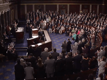Calderon addresses Congress (Screenshot / YouTube)