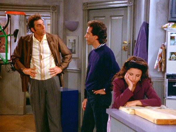 Seinfeld pig man