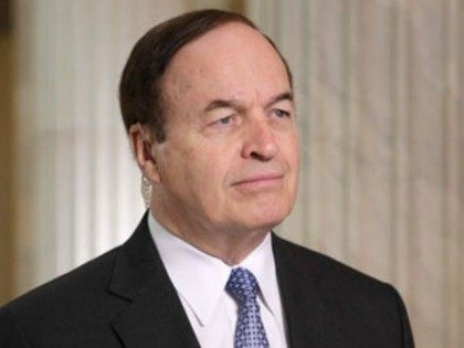 File photo of Sen. Richard Shelby, R-Alabama.