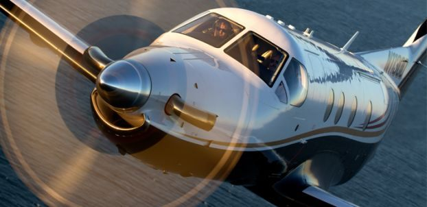 Texas DPS Pilatus $7.4 million high-altitude spy plane.