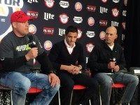 Tito Ortiz, Aaron Pico, Royce Gracie