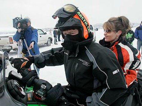 Todd Palin Sarah Palin