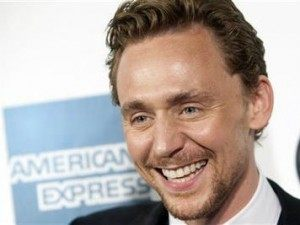 Former student Tom Hiddleston (Reuters)