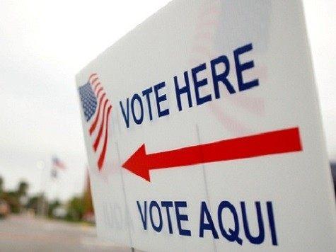 Vote Here Vote Aqui