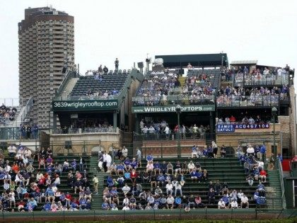 Wrigley Field Roof Boxes