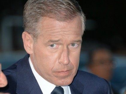 Brian Williams: It'll 'Be a Shock' to See 'Fact-Based' White House Briefing