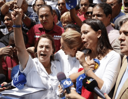 caracas mayor wife reuters