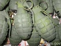 Cartel hand-grenade