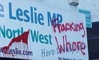fracking whore