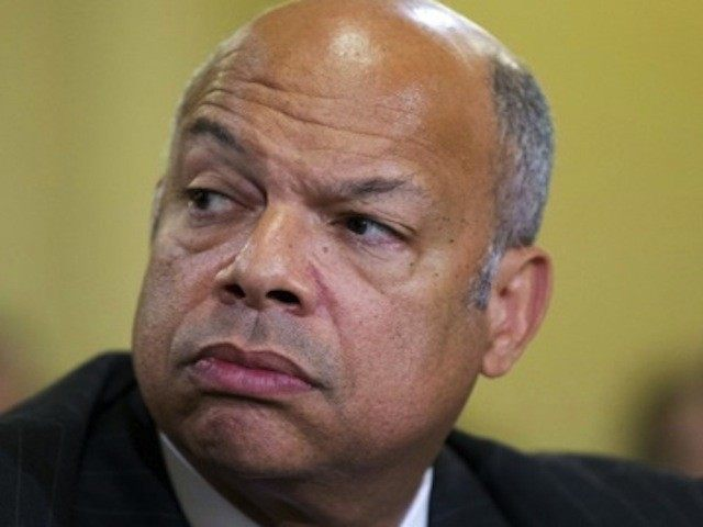 Jeh Johnson laid into sanctuary city policies that actively hinder …