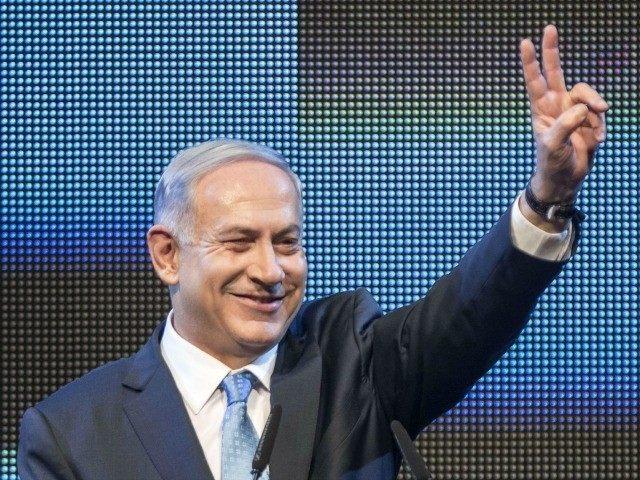 netanyahu-victory-AFP