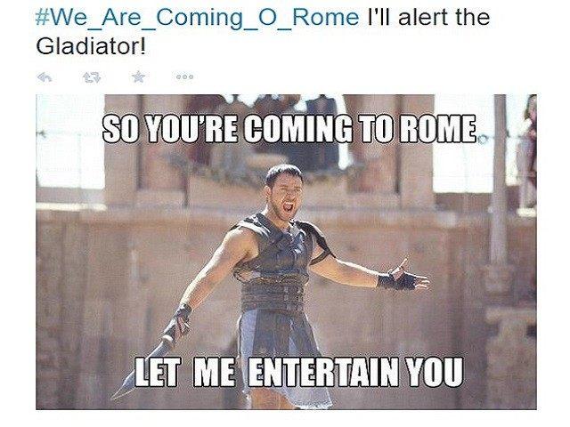 rome attack