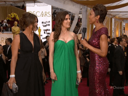 Taya Kyle at the Oscars