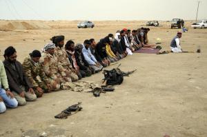 Libya's oil economy at risk, envoy says