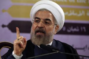 Rouhani: end all nuclear sanctions against Iran