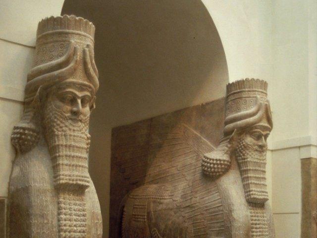 アッシュール(サラーフッディーン県)がやはり文化遺産に認定されている。