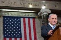 Netanyahu in Congress (Speaker's Office)