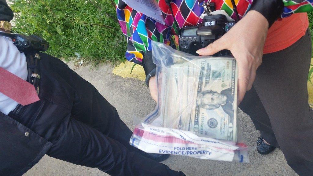 Authorities raid underground casino near Texas border . Breitbart Texas photo by Ildefonso Ortiz.