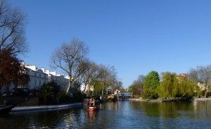 Nice Place: Family were given taxpayer funded home in Little Venice.
