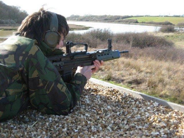 ARmy Cadet British
