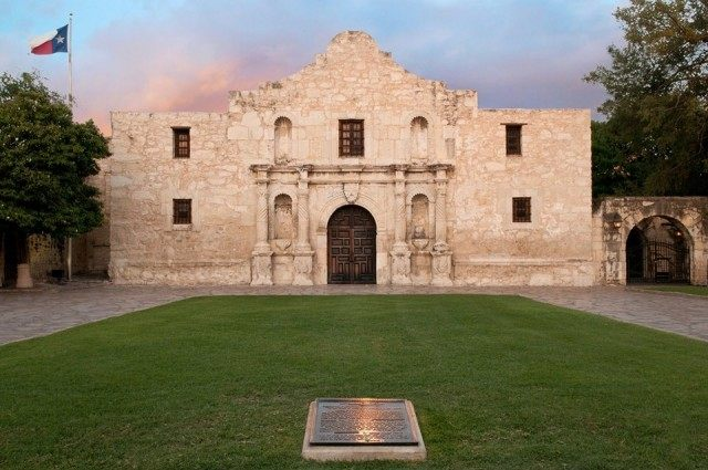 texas historic alamo city removes confederate and pre civil war markers
