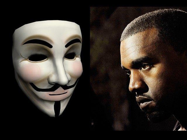 Anonymous Kanye