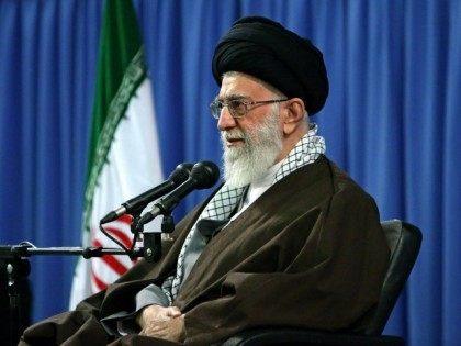 AFP PHOTO / HO/ IRANIAN SUPREME LEADER'S WEBSITE