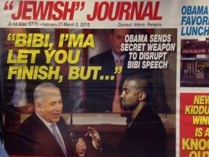 Bibi Spoof - Los Angeles Jewish Journal