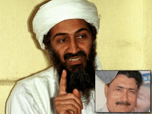 Bin Laden, Afridi (Breitbart News / Wire Services)