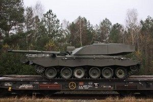 British Challenger 2 Poland