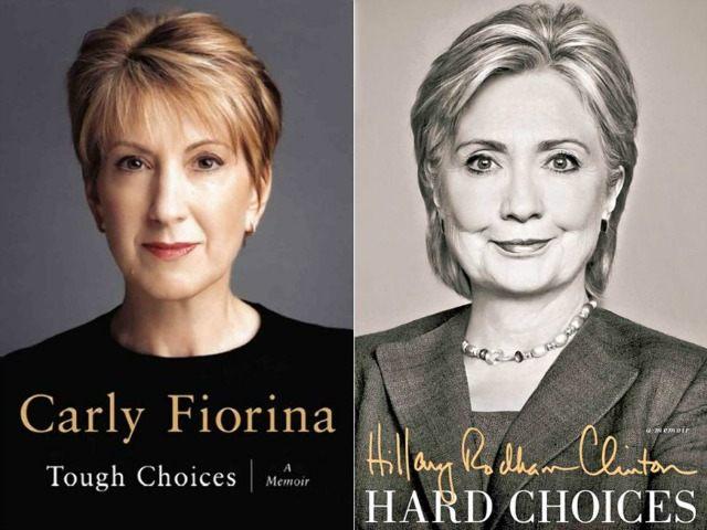Carly Fiorina Hillary NYD