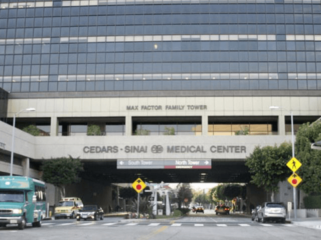 Cedars-Sinai Hospital (Reuters)