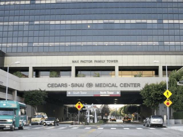 Cedars-Sinai Hospital (Reuters)