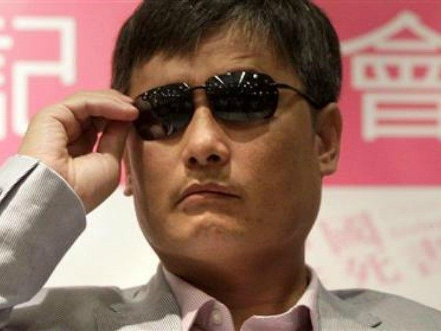 Chen Guangcheng blind chinese dissident reuters